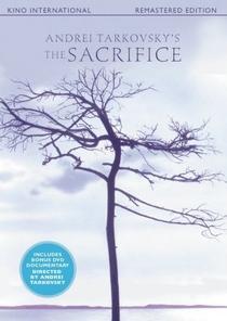 O Sacrifício - Poster / Capa / Cartaz - Oficial 4