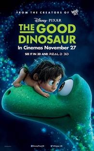 O Bom Dinossauro - Poster / Capa / Cartaz - Oficial 4