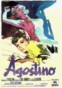 Agostino - Poster / Capa / Cartaz - Oficial 1