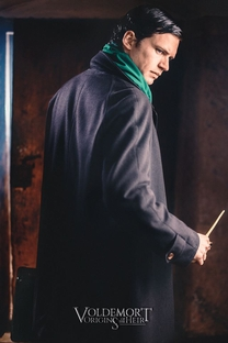 Voldemort: A Origem do Herdeiro - Poster / Capa / Cartaz - Oficial 1