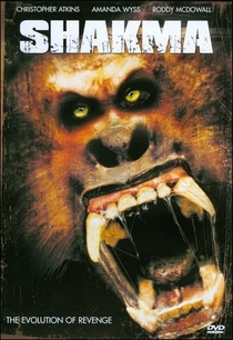 Shakma: A Fúria Assassina - Poster / Capa / Cartaz - Oficial 4