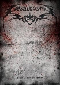 Metalocalypse (2ª Temporada) - Poster / Capa / Cartaz - Oficial 1