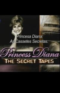 Princesa Diana: As Fitas Secretas - Poster / Capa / Cartaz - Oficial 1
