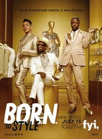 Estilo B.O.R.N. - Poster / Capa / Cartaz - Oficial 1
