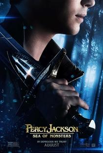 Percy Jackson e o Mar de Monstros - Poster / Capa / Cartaz - Oficial 18