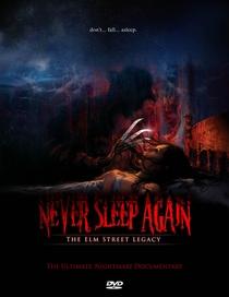 Never Sleep Again: The Elm Street Legacy - Poster / Capa / Cartaz - Oficial 1