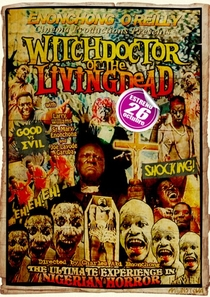 Witchdoctor of the Livingdead - Poster / Capa / Cartaz - Oficial 1