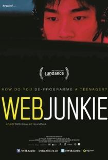 Web Junkie - Poster / Capa / Cartaz - Oficial 2