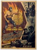 Blue Demon Contra Cerebros Infernales - Poster / Capa / Cartaz - Oficial 4