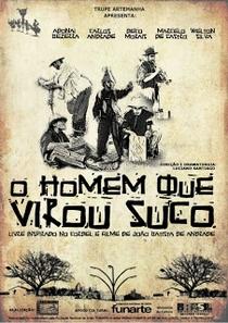O Homem que Virou Suco - Poster / Capa / Cartaz - Oficial 2