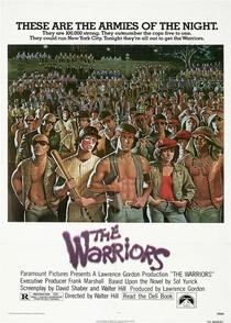Warriors - Os Selvagens da Noite - Poster / Capa / Cartaz - Oficial 1