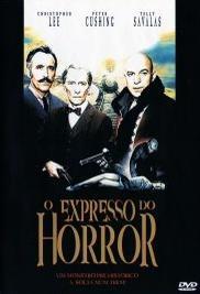 O Expresso do Horror - Poster / Capa / Cartaz - Oficial 6
