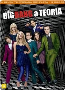 Big Bang: A Teoria (6ª Temporada) - Poster / Capa / Cartaz - Oficial 4