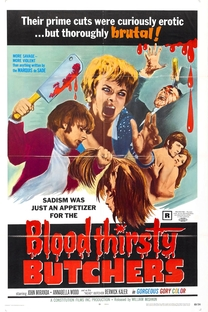Bloodthirsty Butchers - Poster / Capa / Cartaz - Oficial 1