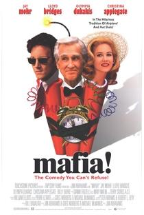 Máfia! - Poster / Capa / Cartaz - Oficial 3