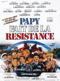 O Vovô É da Resistência - Poster / Capa / Cartaz - Oficial 1
