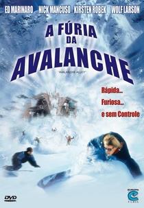 A Fúria da Avalanche - Poster / Capa / Cartaz - Oficial 2