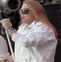 Guns N' Roses - Paradise City (clipe) - Poster / Capa / Cartaz - Oficial 1