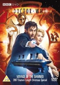 Doctor Who - Viagem dos Amaldiçoados - Poster / Capa / Cartaz - Oficial 1