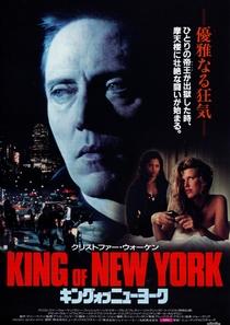 O Rei de Nova York - Poster / Capa / Cartaz - Oficial 10