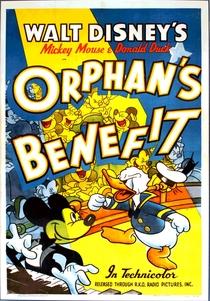Orphans' Benefit - Poster / Capa / Cartaz - Oficial 1