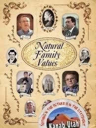 Natural Family Values - Poster / Capa / Cartaz - Oficial 1