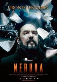 Neruda - Poster / Capa / Cartaz - Oficial 3