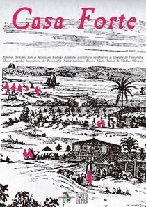 Casa Forte - Poster / Capa / Cartaz - Oficial 1