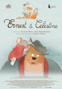 Ernest e Célestine - Poster / Capa / Cartaz - Oficial 4