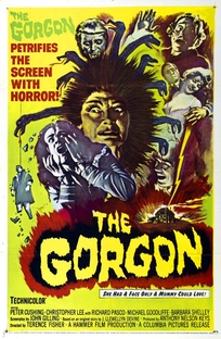 A Górgona - Poster / Capa / Cartaz - Oficial 1