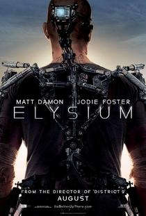 Elysium - Poster / Capa / Cartaz - Oficial 1