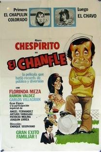El Chanfle - Poster / Capa / Cartaz - Oficial 1