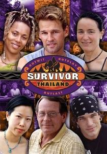 Survivor: Thailand (5ª Temporada) - Poster / Capa / Cartaz - Oficial 1