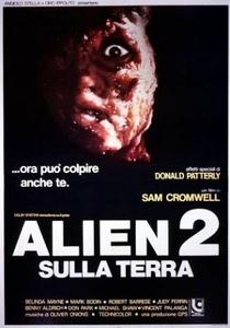 Alien 2 - Poster / Capa / Cartaz - Oficial 1
