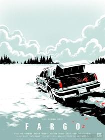Fargo (1ª Temporada) - Poster / Capa / Cartaz - Oficial 2