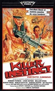 Killer Instinct - Poster / Capa / Cartaz - Oficial 4