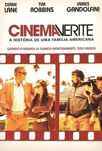 Cinema Verite - A Saga de Uma Família Americana - Poster / Capa / Cartaz - Oficial 2