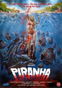 Piranha - Poster / Capa / Cartaz - Oficial 6