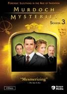 Os Mistérios do Detetive Murdoch (3ª temporada) (Murdoch Mysteries (season 3))