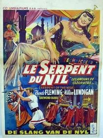 A Serpente do Nilo - Poster / Capa / Cartaz - Oficial 2