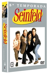 Seinfeld (8ª Temporada) - Poster / Capa / Cartaz - Oficial 3