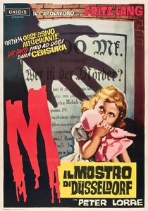 M, o Vampiro de Dusseldorf - Poster / Capa / Cartaz - Oficial 8