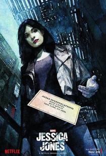 Jessica Jones (1ª Temporada) - Poster / Capa / Cartaz - Oficial 2