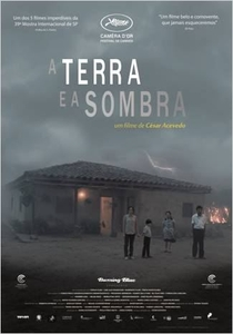 A Terra e a Sombra - Poster / Capa / Cartaz - Oficial 2