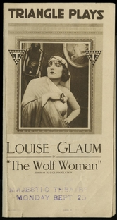The Wolf Woman - Poster / Capa / Cartaz - Oficial 1