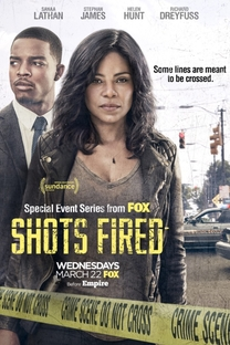 Shots Fired - Poster / Capa / Cartaz - Oficial 1