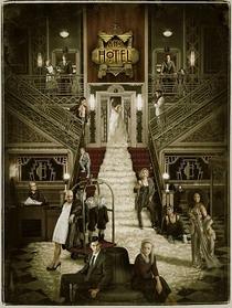 American Horror Story: Hotel (5ª Temporada) - Poster / Capa / Cartaz - Oficial 1
