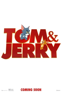 Tom & Jerry: O Filme - Poster / Capa / Cartaz - Oficial 2