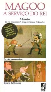 Mr. Magoo - A Serviço do Rei - Poster / Capa / Cartaz - Oficial 1
