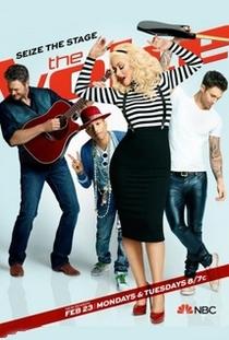 The Voice (8ª Temporada) - Poster / Capa / Cartaz - Oficial 4